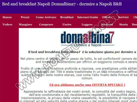 B&B Donnalbina 7