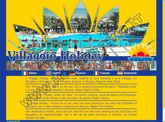 Camping Villaggio Holiday ***