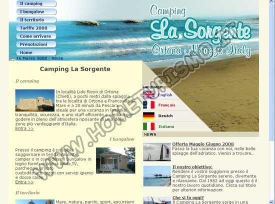 Camping La Sorgente ***