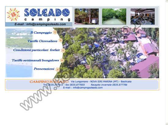 Camping Soleado ***