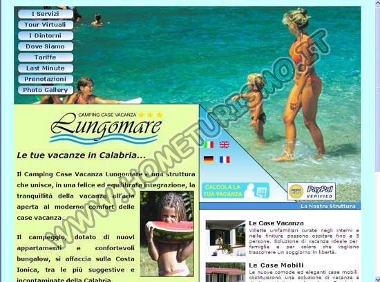 Camping Case Vacanze Lungo Mare ***