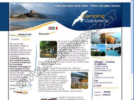 Camping IL Gabbiano ***