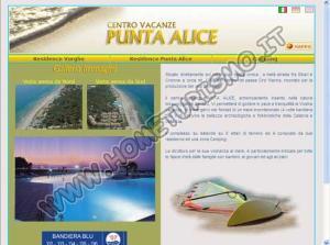 Camping Villaggio Punta Alice ***