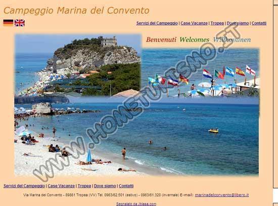 Camping Marina del Convento **