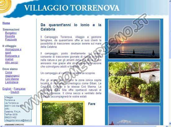 Camping Torrenova ***