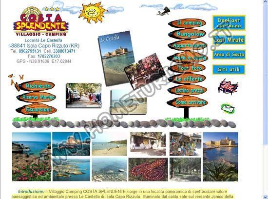 Villaggio Camping Costa Splendente ***
