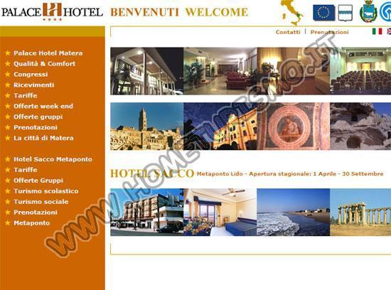 Palace Hotel Matera ****