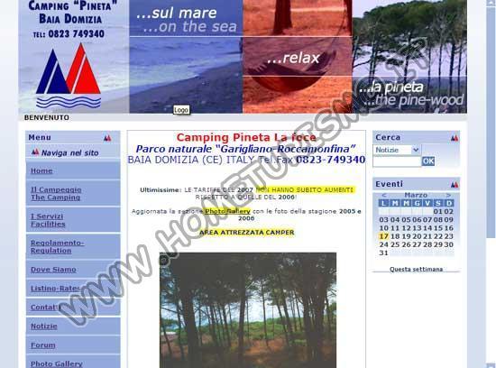 Camping Pineta la Foce **