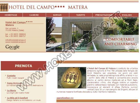 Hotel Del Campo ****