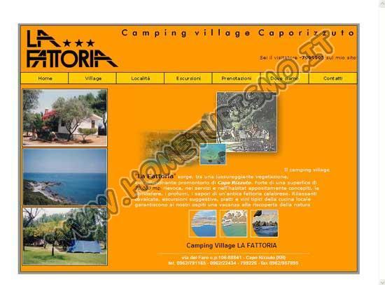 Camping la Fattoria ***