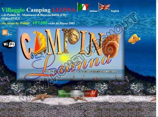 Camping Lianna ****