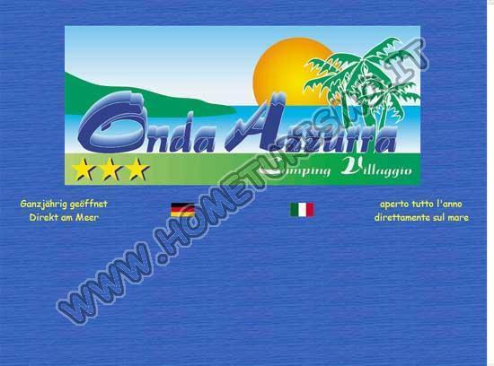Camping Onda Azzurra ***