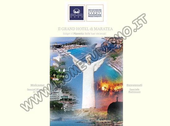 Il Grand Hotel di Maratea ****