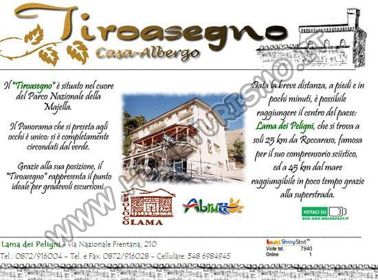 Casa Albergo Tiroasegno