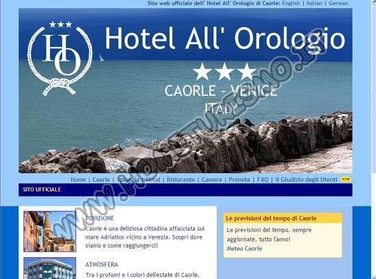 Hotel All'Orologio ***