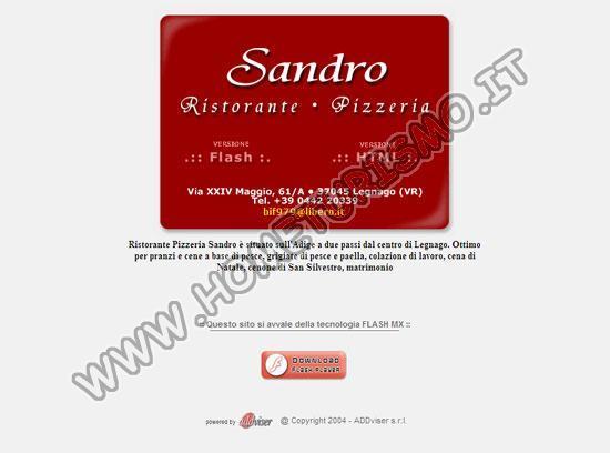 Ristorante Pizzeria Sandro