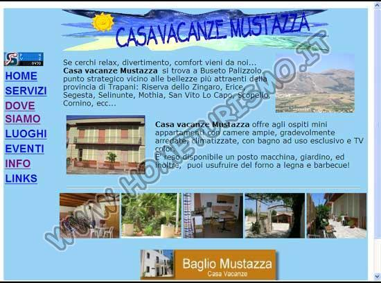 Casa Vacanze Mustazza