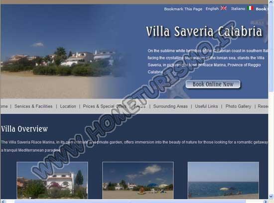 Villa Saveria