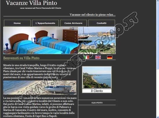 Casa Vacanze Villa Pinto
