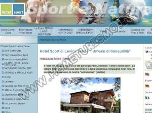 Hotel Ristorante Sport ***