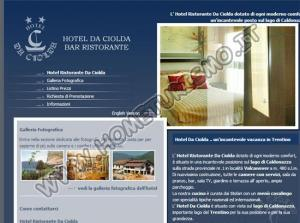Hotel Ristorante Da Ciolda **