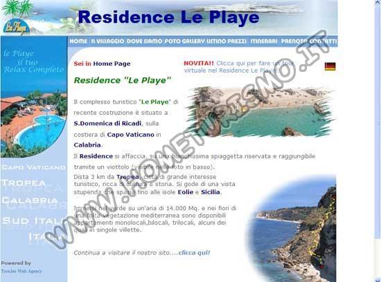 Residence Le Playe