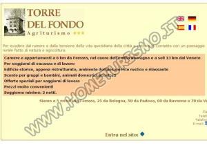 Agriturismo Torre Del Fondo