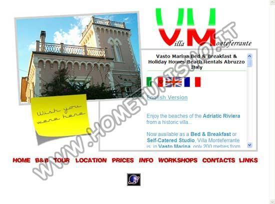 Casa Vacanze Villa Monteferrante