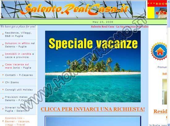 Case Vacanze nel Salento