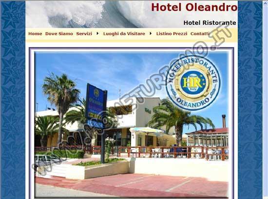 Hotel Oleandro ***