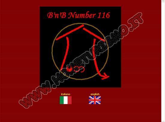 B&B Number 116