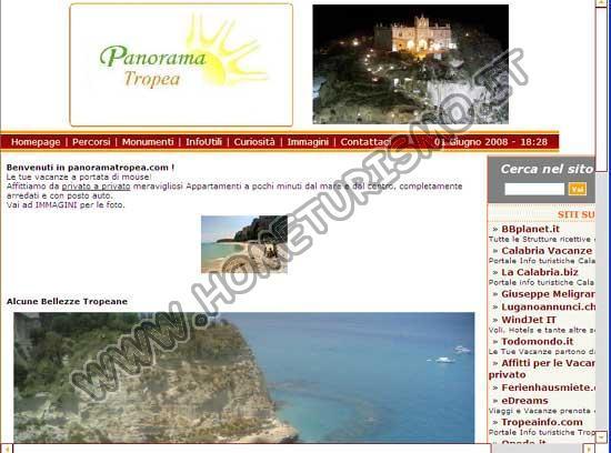 Appartamenti Vacanze  Panorama Tropea