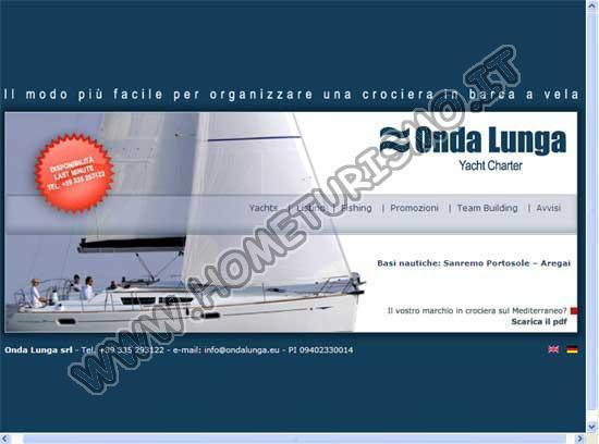 Onda Lunga Yacht Charter