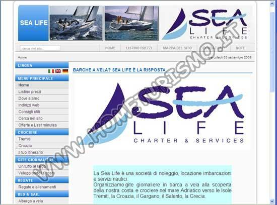 Sea Life Charter & Services