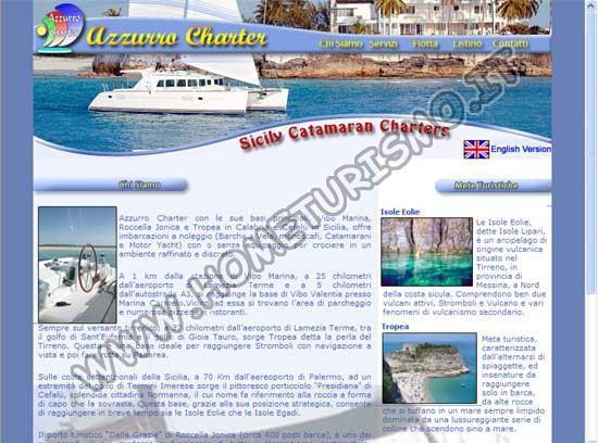 Azzurro Charter