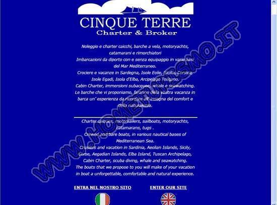 Cinque Terre Charter & Broker