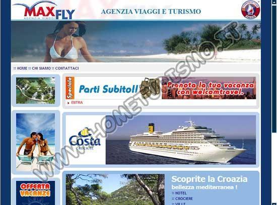 Agenzia Viaggi e Turismo Max Fly
