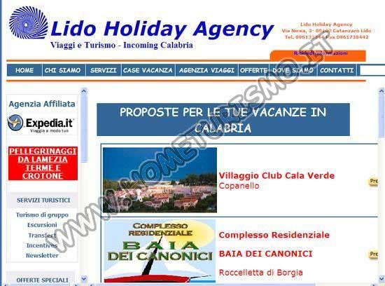Lido Holiday Agency