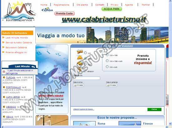 Tourism Service Scida