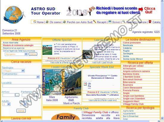 Astro Sud Viaggi & Turismo