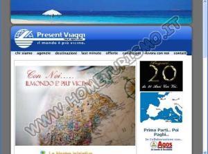Present Viaggi Tour Operator