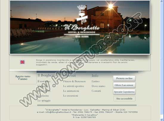 Hotel Residence il Borghetto****
