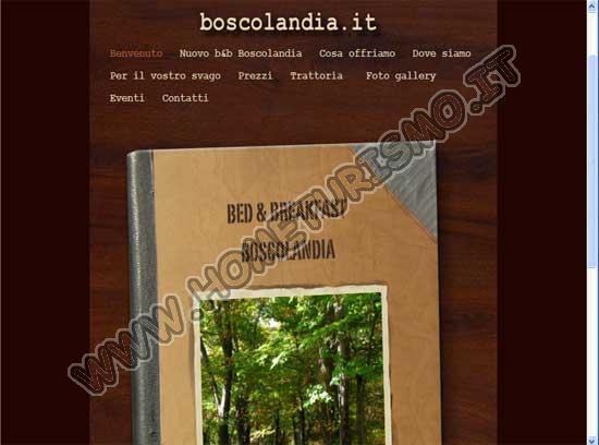 B&B - Trattoria Boscolandia
