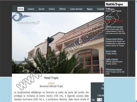 Hotel Tropis ****