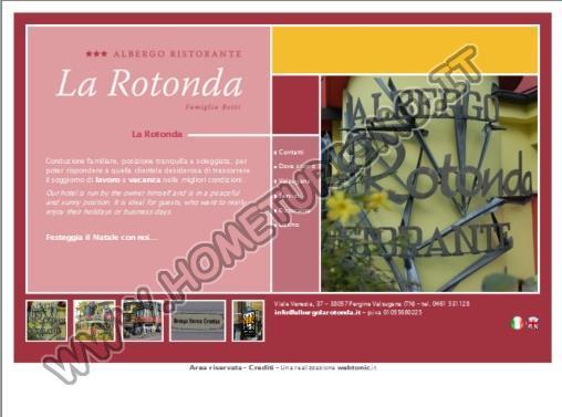 Hotel Ristorante Rotonda ***