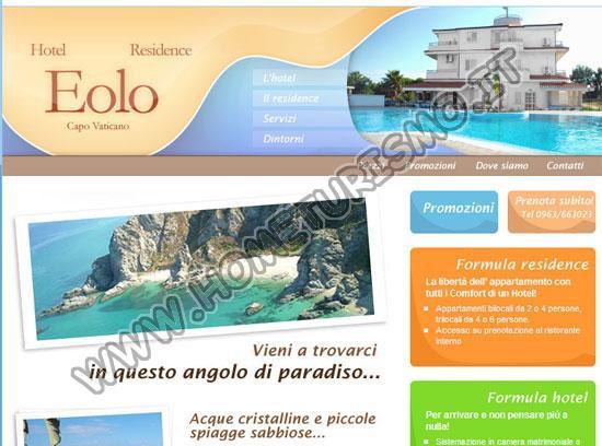 Hotel Residence Eolo ***