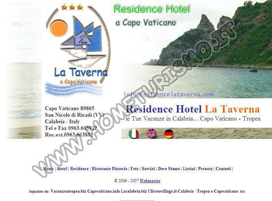 Hotel Residence La Taverna ***