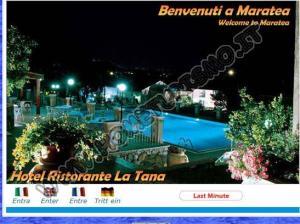 Hotel Ristorante La Tana ***