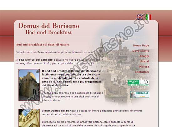 B&B Domus del Barisano