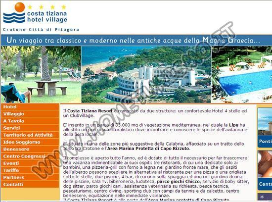 Costa Tiziana Hotel Village ****